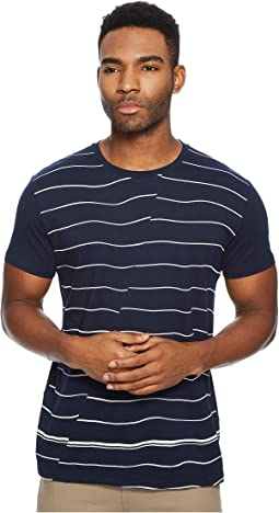 Ben Sherman - Warp Breton Stripe Fashion Crew