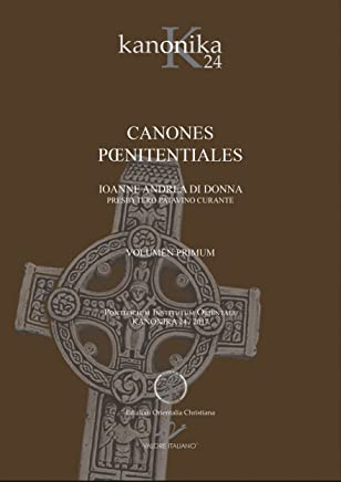 KANONIKA 24. CANONES PŒNITENTIALES