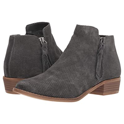 Dolce Vita Star (Anthracite Suede) Women