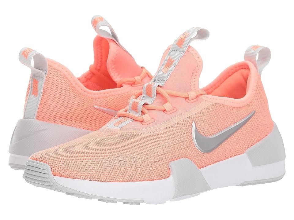 Nike Kids Ashin Modern (Big Kid) (Light Atomic Pink/Metallic Silver) Kids Shoes