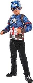 Imagine by Rubie's Avengers Assemble Child's Captain America Super Costume Set