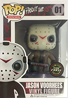 POP Movies: Jason Voorhees Vinyl Figure Limited Edition Chase Glow-In-The-Dark