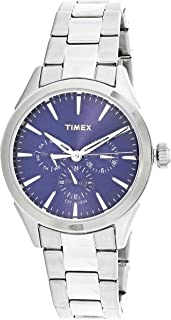 Timex Chesapeake Blue Dial Stainless Steel Men's Watch TW2P96900