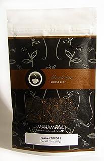 Mahamosa Halmari TGFOP1 Assam Tea 2 oz, Loose Indian Assam Indian Tea