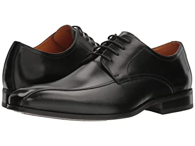 Florsheim Corbetta Bike Toe Oxford (Black Smooth) Men
