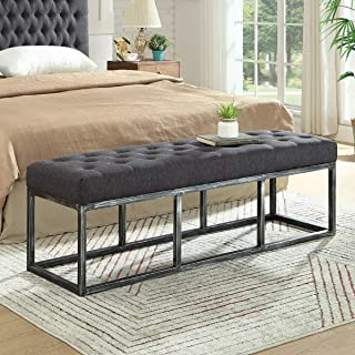 Best extra long upholstered bench Reviews