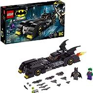LEGO DC Batman Batmobile: Pursuit of The Joker 76119 Building Kit, New 2019 (342 Pieces)