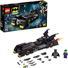 LEGO DC Batman Batmobile: Pursuit of The Joker 76119 Building Kit (342 Pieces)