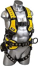 Guardian 493161-M/L QC Chest/TB Legs/TB Waist Halo Construction Harness