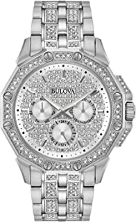 Bulova Mens Crystal - 96C134