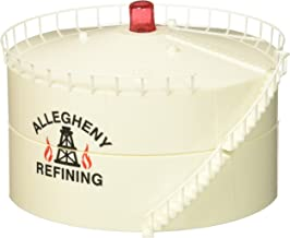 Bachmann Industries Plasticville U.S.A. Operating Accessory - Oil Storage Tank with Blinking LED Light