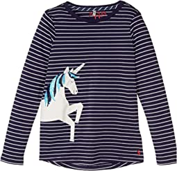 Silver Stripe Unicorn
