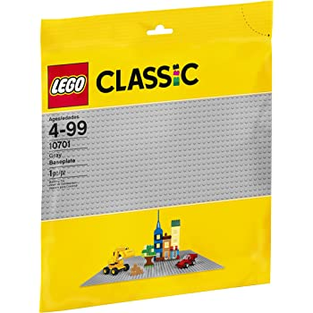 3 Pack LEGO Classic 6213433 32 x 32 Stud Baseplate for Building Blue