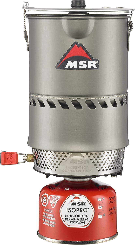 MSR cooking system