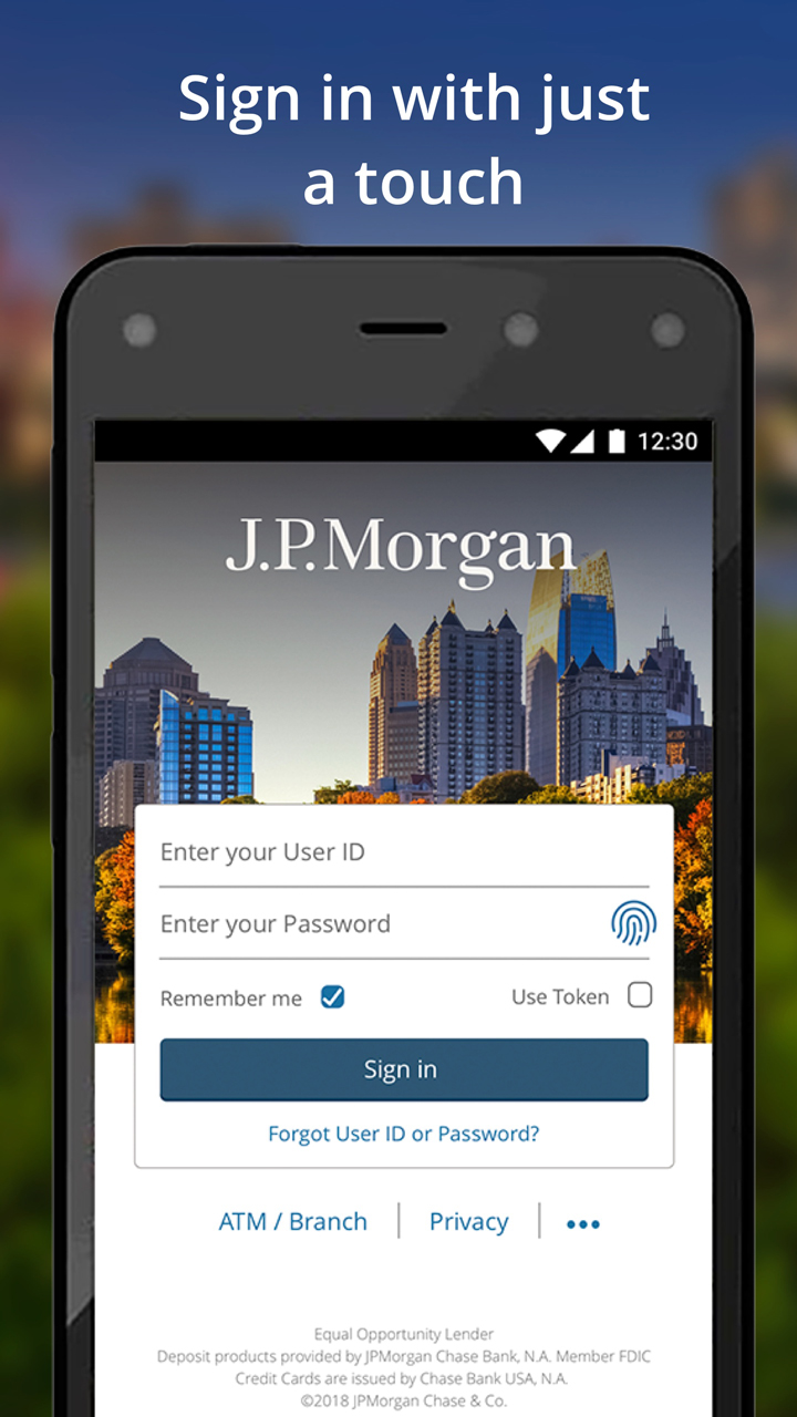 J.P. Morgan Mobile