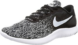 Nike New Womens Flex Contact Running Shoe Black/White 7.5