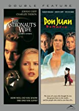 The Astronaut's Wife / Don Juan deMarco Double Feature