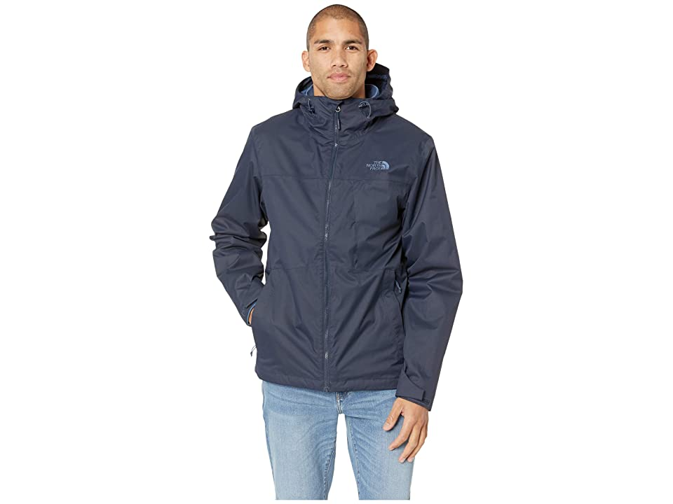 The North Face Arrowood Triclimate Jacket (Urban Navy/Shady Blue) Men
