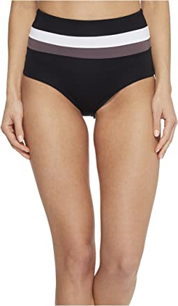 L*Space Color Block Rebel Stripe Portia Bottom