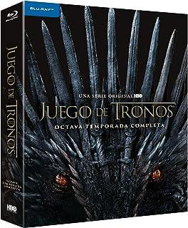 Juego De Tronos Temporada 8 Premium Blu-Ray [Blu-ray]