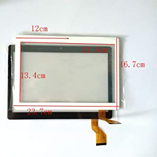 Black Color EUTOPING R New 10.1 inch Touch Screen Panel Digitizer Replacement for 10.1
