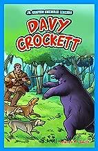Davy Crockett (Jr. Graphic American Legends)