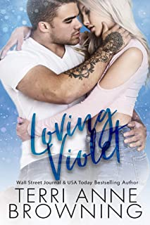 Loving Violet (Rockers' Legacy Book 4)
