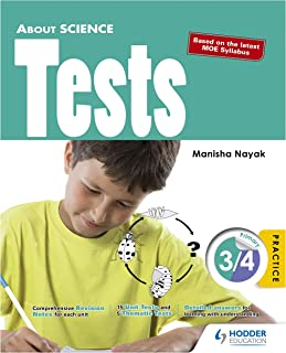 About Science Tests Primary 3/4
