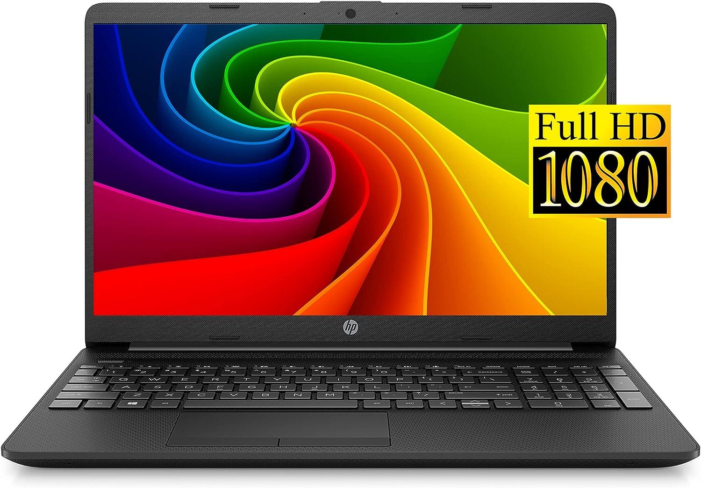 2021 Newest HP Notebook 15 Laptop, 15.6
