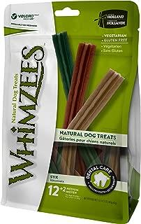 Whimzees Natural Grain Free Dental Dog Treats, Stix
