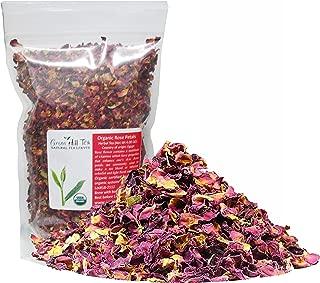 wild rose petal tea