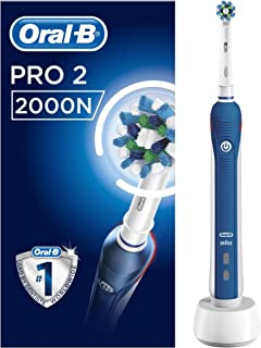 Oral-B PRO 2 2000N CrossAction - Cepillo Eléctrico