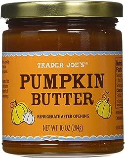 Trader Joes Pumpkin Butter, 10 Ounce