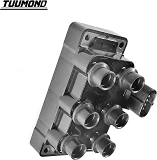 TUUMOND Ignition Coil Compatible with 94-00 Ford Windstar Mustang Ranger Taurus Mazda MPV B3000 Mercury Cougar Mystique Sa...