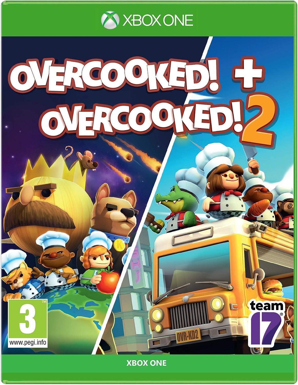 Overcooked! + Overcooked! 2 - Xbox One [Importación inglesa]