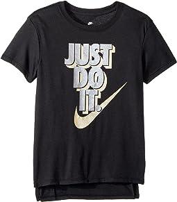 Nike Kids - Sportswear Just Do It T-Shirt (Little Kids/Big Kids)