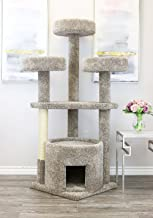 prestige cat trees maine coon cat house