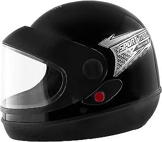 Pro Tork Capacete Sport Moto 58 Preto Fosco