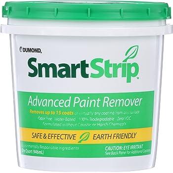 Dumond Chemicals, Inc. 3332 Smart Strip Advanced Paint Remover, 1 Quart