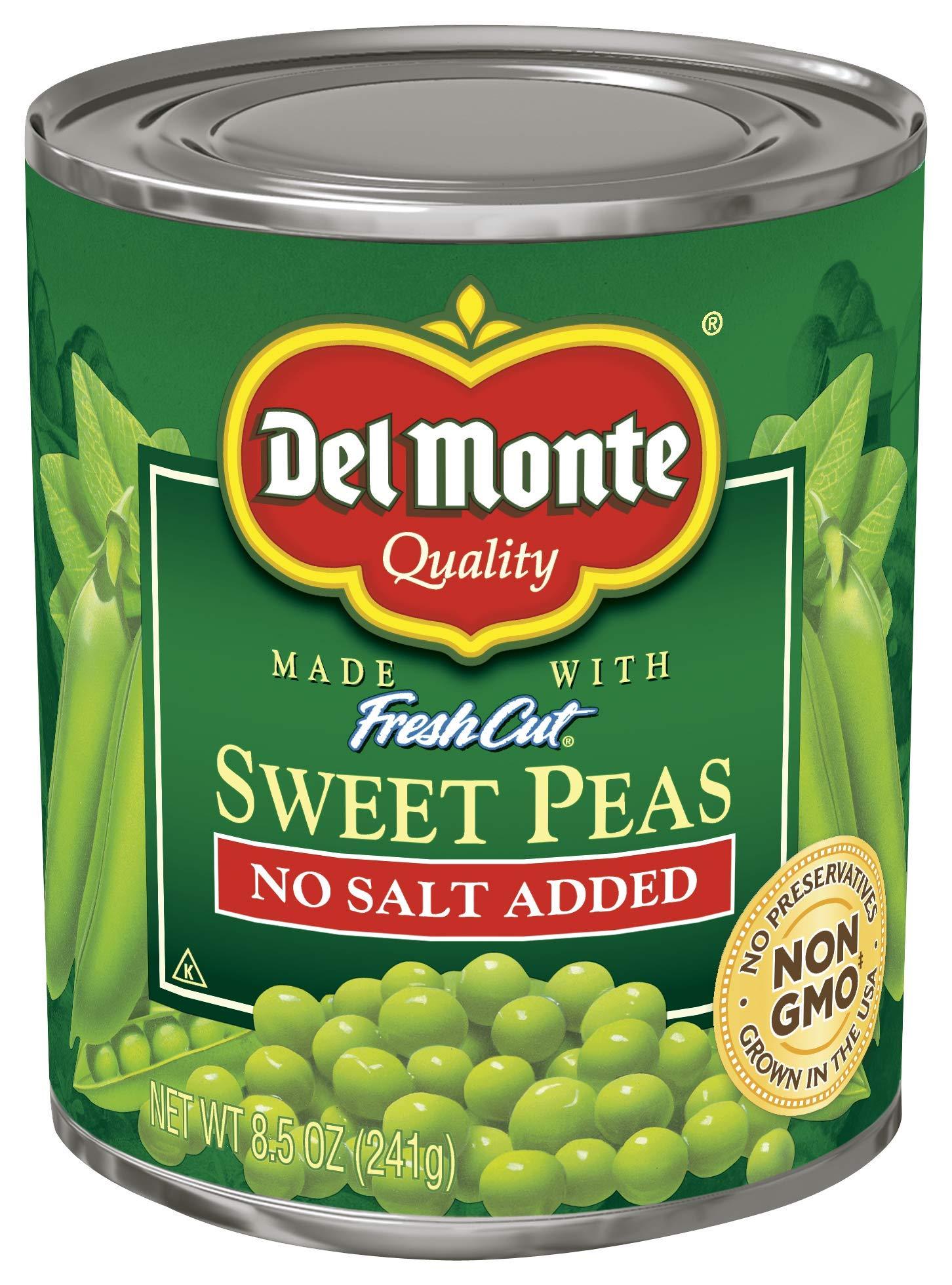 Del Monte Canned Fresh Cut Sweet Peas