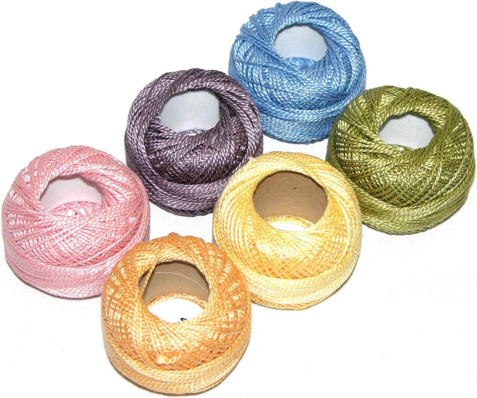 Presencia Finca Perle Cotton Size 5Kelly Green4643