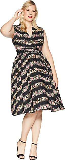 Plus Size De Carlo Swing Dress