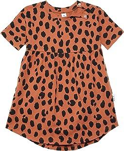 Ocelot Swirl Dress (Infant/Toddler)