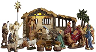 Best traditional christmas nativity set Reviews