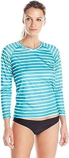 Kanu Surf Women's Valencia Long Sleeve UPF 50+ Swim Shirt