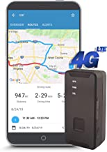 Lumitrac GPS Tracker - GL300MA 2019 Model LTE Real Time Tracking Device for Cars, Equipment, Motorcycle, Spy Tracking, Teen Driver - North America Only