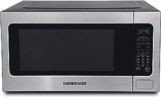 Farberware FMO22ABTBKA - Horno de microondas (2,2 pies cúbi