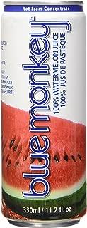 Blue Monkey Juice, Watermelon, 11.2 Fluid Ounce (Pack of 12)