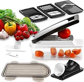 Set de cuisine Hoerde Chefkoch - Trancheur à spirale, coupe-légumes, coupe-frites et coupe-légumes - Coupe-légumes Coupe-o...