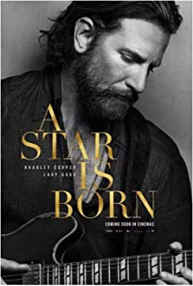Posters A Star Is Born Movie Hot Lady Gaga Bradley Cooper Muziek Posters en prints canvas schilderij foto woonkamer woonde...